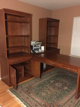 Wood office room furniture -$275 OBO in Plainfield, Illinois