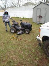 Riding mower in Warner Robins, Georgia