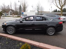 2017 FORD FUSION TITANIUM HYBRID in Spangdahlem, Germany