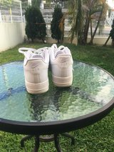 Nike Air Force Ones (All White) in Okinawa, Japan