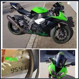 SPECIAL EDITION:  US SPEC 2009 ZX 10R EXTREMELY LOW MILE 9,541, GARAGE KEPT in Stuttgart, GE