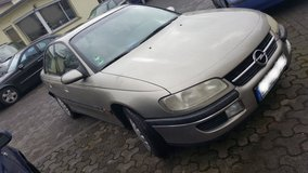 Opel Omega 1997, Low miles, Automatic Transmission. in Wiesbaden, GE
