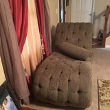Couch and matching chaise in Warner Robins, Georgia