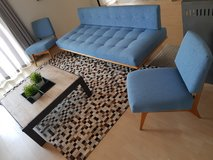 Vintage Retro Couch Set: *Gorgeous*! in Ramstein, Germany