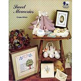 SWEET MEMORIES 1981 Cross Stitch Pattern Bk 12+ designs in Chicago, Illinois