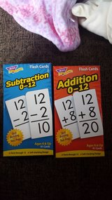 addition and subtraction flash cards in Naperville, Illinois