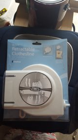 retractable clothesline new in Aurora, Illinois