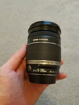 Canon EFS 18-200mm lens in Cambridge, UK