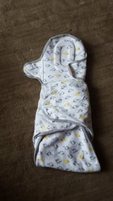 just born swaddle blanket 0-3months in Plainfield, Illinois