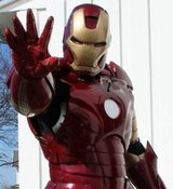 IRONMAN 1:1 SCALE SUIT in Baumholder, GE
