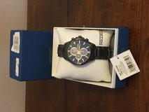 New / Never Worn Seiko Watch in Naperville, Illinois
