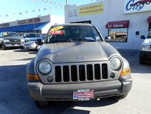 07 Jeep Liberty Sport in 29 Palms, California