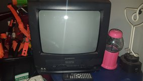 """Panasonic tv with VCR combo 13"""" in St. Charles, Illinois"""