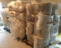Pile of insulation in Naperville, Illinois