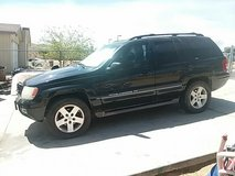 Grand Jeep Cherokee Overland in Yucca Valley, California