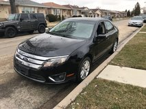 2012 Ford Fusion SEL in Orland Park, Illinois