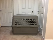 Dog kennel in San Clemente, California