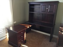 Desk with hutch in Plainfield, Illinois