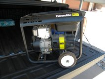 HOMELITE LR-2500 GENERATOR in Alamogordo, New Mexico