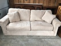 microfiber queen sleeper couch in St. Charles, Illinois