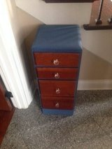 side table/ chest with drawers in Chicago, Illinois