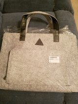 NEW GRAY 15 INCH LAPTOP BAG in Fort Campbell, Kentucky