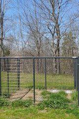 Dog kennel in Fort Knox, Kentucky