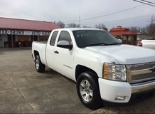 2007 CHEVROLET SILVERADO EXTENDED CAB in Fort Knox, Kentucky