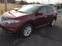 2011 NISSAN MURANO in Fort Knox, Kentucky