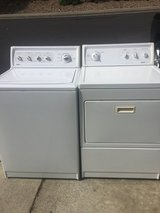 KENMORE WASHER AND DRYER***DELIVERY AVAILABLE in Travis AFB, California