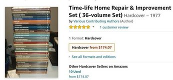 SET OF Time Life book Home Repair and Improvements $100!! in Fort Leonard Wood, Missouri