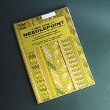 NEW LOOK AT NEEDLEPOINT 1977 Instruction BK Rome, Devlin in Wheaton, Illinois