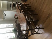 antique table in Beaufort, South Carolina