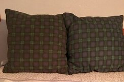 2 Large pillows (24x24) in Travis AFB, California