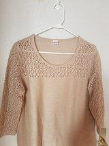 Sweater Size: L (42) Worn Once, 3/4 Sleeves in Ramstein, Germany