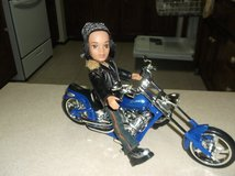 2003 BRATZ HARLEY-DAVIDSON BIKE & DOLL in Yucca Valley, California