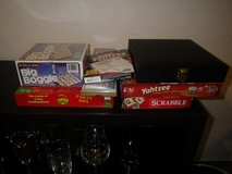 Assorted Board and Dice games in Temecula, California