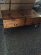 Coffee table and matching end table in Fort Knox, Kentucky