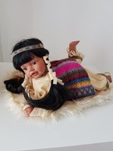 Indian Doll With Blanket in Ramstein, Germany