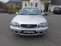 2001 AUTOMATIC TOYOTA COROLLA VVTI*50000 MILS ONLY in Ramstein, Germany