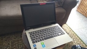 Toshiba Satellite CL15T-B1204X Laptop Notebook - 2GB RAM, 32GB eMMC HD, 11.6 inch display in Ramstein, Germany