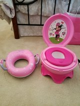 Minnie potty chair/ princess seat in Fairfield, California
