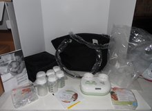 Ameda Purely Yours Ultra Double Electric Breast Pump w/ Tote ~ LIKE NEW in Conroe, Texas