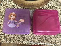 Bento lunchboxes in Fort Irwin, California