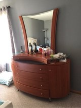 chest with mirror in Lockport, Illinois