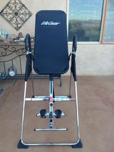 Incline/ Inversion Table by life Gear - multiple adjustments and foldable in Yucca Valley, California