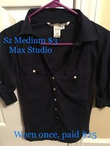 Navy Blue Button Down [M] in Beaufort, South Carolina