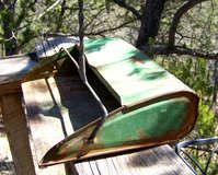 Vintage 1940's Delpho's Dustpan in Alamogordo, New Mexico