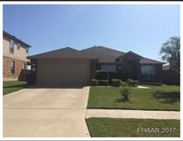 4 bed - 2 full baths, 2032 sf beautifully maintained by military family in Savannah Heights in Fort Hood, Texas