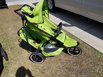 Phil and Ted Double strollers (2 available) in Camp Lejeune, North Carolina